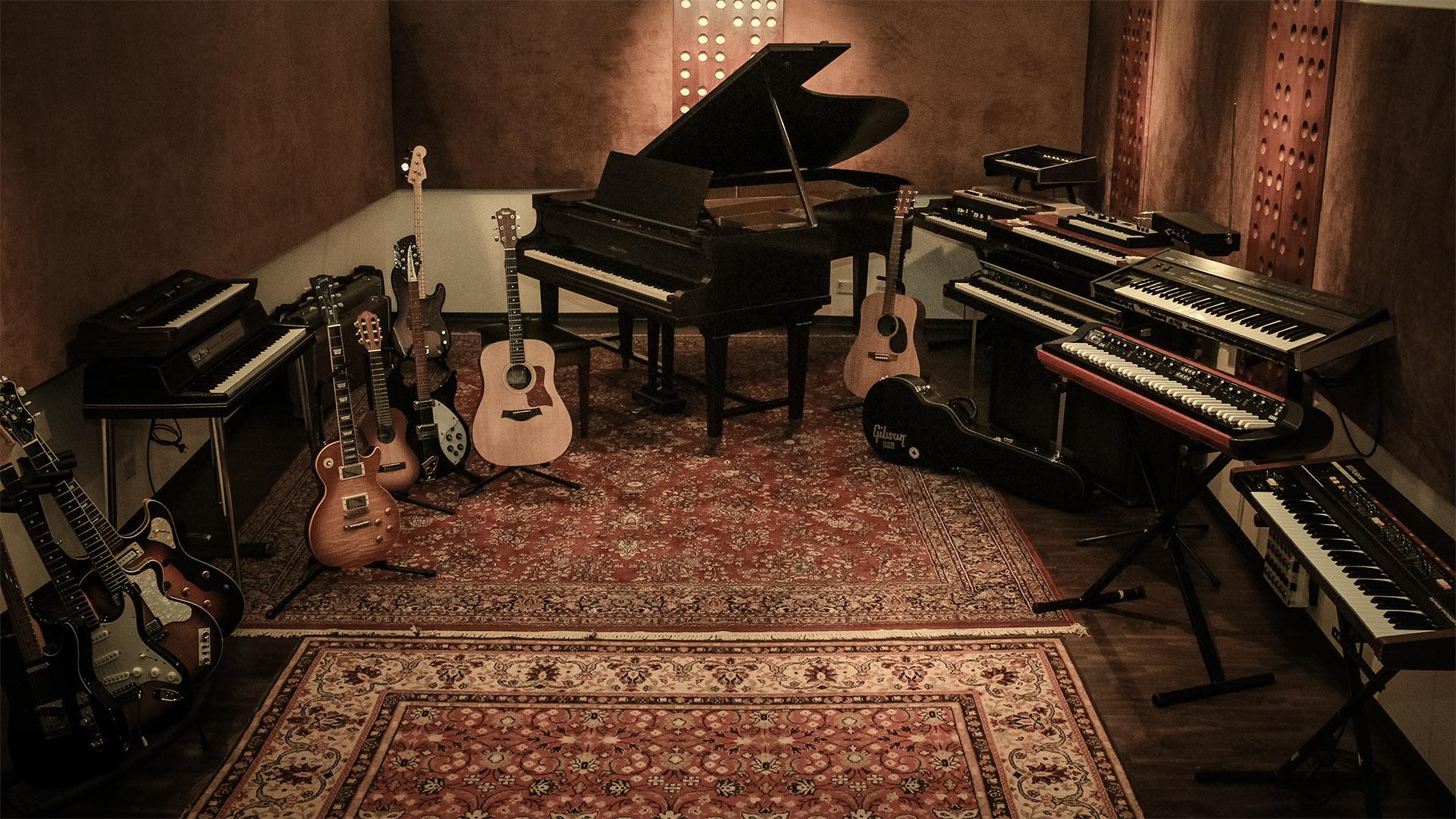 Spector Studios Sitio Oficial -> Sala De Ensayo Tv Rosario