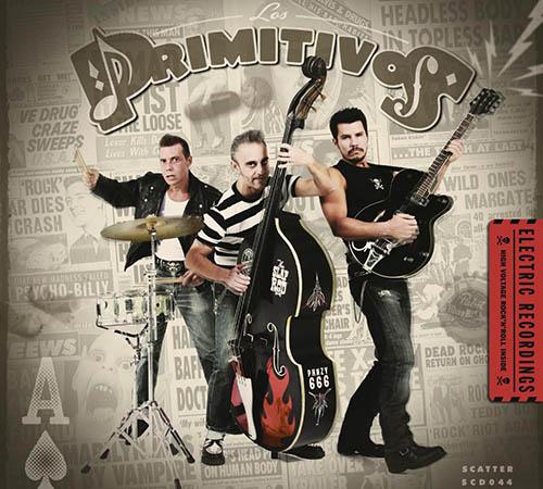 Los Primitivos - Electric Recordings